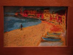 Man on the seaside by andgopink on Etsy