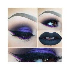 ideas how to wear black lipstick dark skin makeup tutorials - Care - Skin care , beauty ideas and skin care tips Lipstick For Dark Skin, Black Lipstick, Dark Skin Makeup, Matte Lipstick, Lipstick Colors, Liquid Lipstick, Gorgeous Makeup, Love Makeup, Makeup Looks