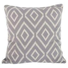 Ekra Pillow in Grey