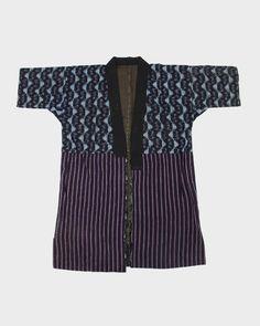 Vintage Kasuri Noragi Jacket, 10