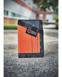 Still one of my top sellers. The Orange/Typhon Fire Hose Sergeant Wallet. $29 with Free U.S. Shipping.
