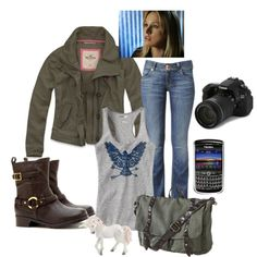 """""""Veronica Mars"""" by yellowbells on Polyvore"""