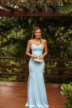 Vestido sereia com decote coração - Imagem 9 Iconic Dresses, Glam Dresses, Pageant Dresses, Pretty Dresses, Homecoming Dresses, Beautiful Dresses, Evening Dresses, Formal Dresses, Prom Outfits