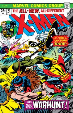 The Uncanny X-Men, issue #95