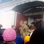 Ukraine Woman Shuts Down Soldier Promoting Draft: Video | We Are Change