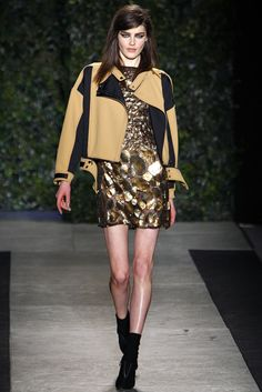 Tracy Reese - Fall 2013 Ready-to-Wear - Look 20 of 43