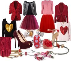 """Valentine's Day Date"" by mytrollbeads on Polyvore"