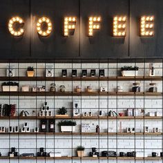 For the individuals who desire a cappuccino, chai tea, or rich caramel cappucino inside a pleasant setting, stop right here in coffee houses. My Coffee Shop, Coffee Shop Design, Coffee Is Life, Cafe Design, Coffee Love, Coffee Shops, Coffee Bars, Cozy Coffee, Design Design