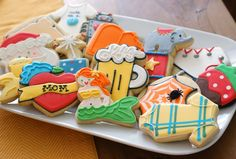 Bake at 350: Decorating Cookies
