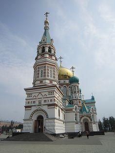 Omsk, Siberia