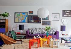 Coloridos inspiraciones salón
