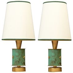 1stdibs - Pair of 1950's Table Lamps explore items from 1,700  global dealers at 1stdibs.com