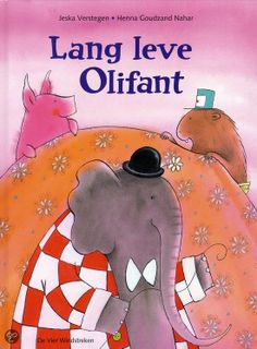 Boekenhoek: lang leve olifant