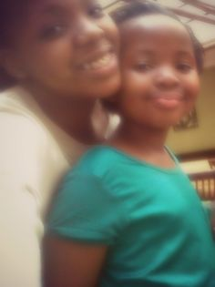 <3 thee lil sis . . .