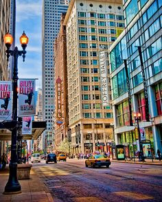 10 Most Beautiful Views Around The World Chicago Visit Chicago, Chicago Travel, Chicago City, Chicago Illinois, Chicago Street, Chicago Usa, Chicago Bears, Santa Fe, Ohio
