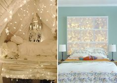 What a girly shabby chic girl room!
