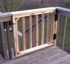 Deck Gate Plans Free | Deck Gate Design - smart reviews on cool stuff.