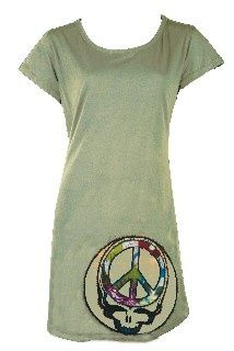 Cotton Cap Sleeve Mini Dress with Steal Your Face Screen Print, Cut out and Stitch - Jayli Imports, Inc. Store #Christmas #thanksgiving #Holiday #quote