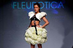 hydrangeas dress