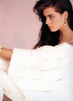 Brooke Shields, Harper's Bazaar Italia, 1981
