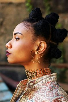 Sankofa Natural Hair