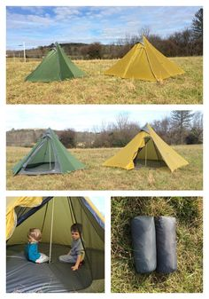 GoLite Shangri-La Compared to Big Agnes Yahmonite 5 - As They Grow Up