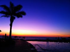 The most beautiful and romantic sunsets are waiting for you! - Costa Rica www.marriott.com/sjojw Photo via SteveyW from Foursquare