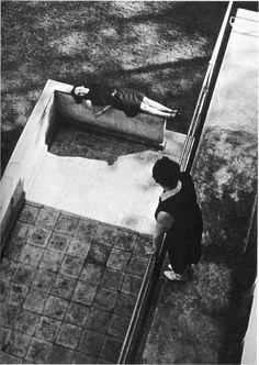 László Moholy-Nagy - Gret Palucca, Bauhaus, 1925-28. S)