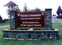 I worked at Baumholder Army Post for 1 yr. It was a terrible commute from where we lived in Binsfeld Germany Places To Travel, Places To See, Places Ive Been, Army Life, Military Life, Military Service, Us Army Bases, Places Around The World, Around The Worlds