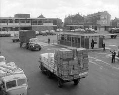 Scammell Scarab British Railways and Austin Loadstar British Rail, Commercial Vehicle, Classic Trucks, Old Trucks, Transportation, Underwear, Vans, French, Vehicles