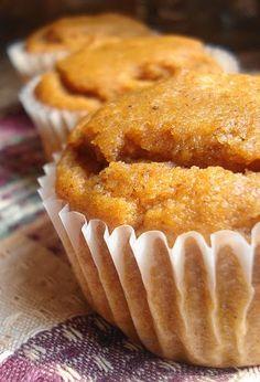 Easy Pumpkin muffins...use whole wheat flour?