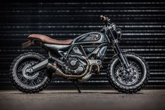 "motorcycles-and-more: ""Ducati Scrambler """