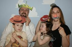 Photo Booth - Ideas for Easy Printables