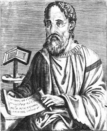"""Eusebius of Caesarea - Eusebius of Caesarea was a primary historian during the first Council of Nicaea. His writing """"Præparatio Evangelica"""" Book 9 Chapter 17, states:  """"But the Greeks say that Atlas invented astrology, and that Atlas is the same as Enoch: and that Enoch had a son Methuselah, who learned all things through angels of God, and thus we gained our knowledge."""""""
