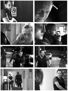 """""""You had us worried there for a sec."""" - Halstead and Voight (2x23)"""