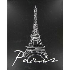 """Paris Eiffel Tower Canvas Art 