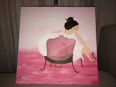 Dame in stoel 2, 20 februari 2014