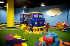 Punxsutawney Phil might have predicted an early spring, but with chilly temps and plenty of rain in the forecast, indoor play spaces are a must for beating a city dwelling kid's cabin fever. We've rounded up five of the most…