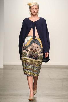 A Détacher Spring 2015 Ready-to-Wear - Collection - Gallery - Look - Style.com