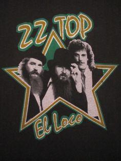 ZZ Top 82 Tour