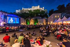 """Salzburg: """"Die ganze Stadt ist Bühne!"""", wusste schon Max Reinhardt, Mitbegründer der Salzburger Festspiele.  Entdecken Sie die Salzburger Kunst- und Kulturszene als perfekten Rahmen für Ihre Veranstaltung in Salzburg: https://www.salzburgcb.com/kunst-kultur  #meetSalzburg #Meetingsprofs"""