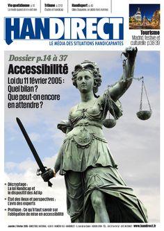 Couverture du numéro 153 : Accessibilité, loi du 11 février 2005, quel bilan?