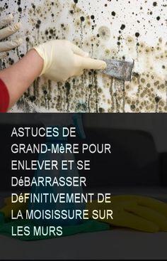 Astuces de grand-mère pour enlever et se débarrasser définitivement de la moisissure sur les murs #Astuce #Astuces #Grandmere #Moisissure #Definitivement #Debarrasser #Enlever #Fin