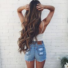 how to get hair like this»