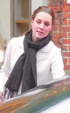 shopping in London - 12 January 2015