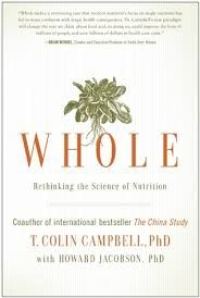 Alison's Pick. Whole: Rethinking the Science of Nutrition. By T. Campbell. T. Colin Campbell explains the ways our current scientific paradigm ignores the fascinating complexity of the human body, and why, if we have such overwhelming evidence that everything we think we know about nutrition is wrong. Click the link below to search the Keller Public Library catalog for this Adult Non-fiction book, http://fwl.ipac.dynixasp.com/ipac20/ipac.jsp?profile=kpl#focus. Posted 5/26/13.