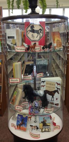 Smells Like Library: BULLETIN BOARDS & DISPLAY : January (Chinese New Year; Year of the Horse)