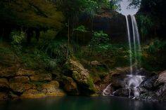 Cascada Arriba, San Sebastian (Upper Falls)