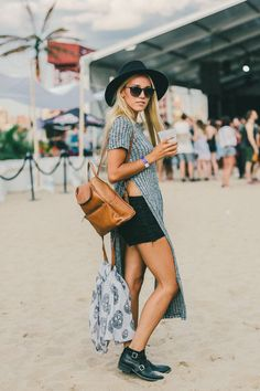 Full Moon Music Festival Street Style - thinking about the festivals in the future