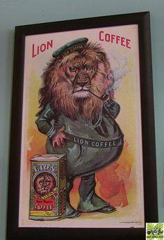 ベストアロハステイ-アクアパシフィックモナーク Lion Coffee, Paper Dolls, Lions, Paper Puppets, Lion